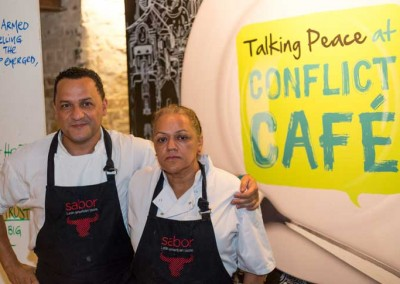 Conflict Cafe Colombia
